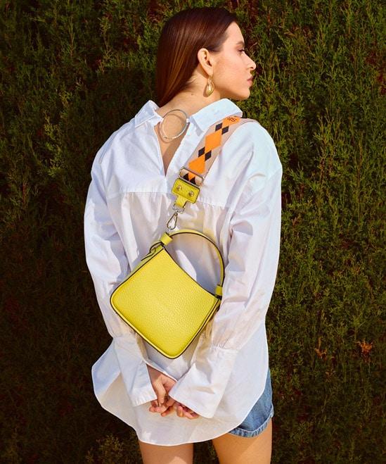 Sara Burglar Bag Made in Italy